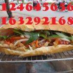 Chả cá bánh mì giá rẻ