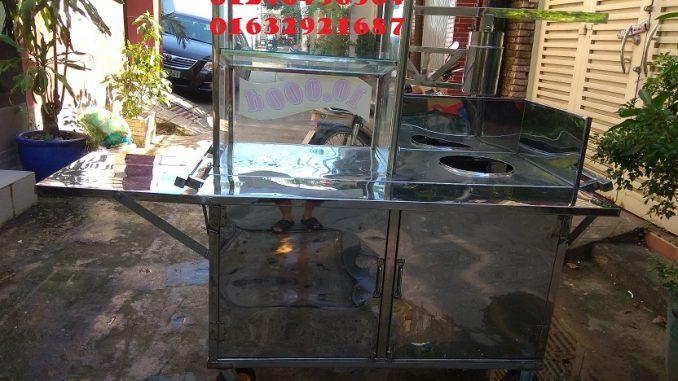 Đơn vị cho thuê xe bánh mì chả cá ở Đồng Nai, Bình Dương, Bình Phước