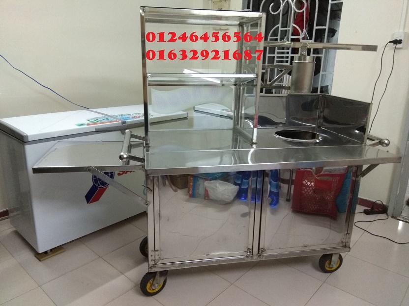 Cho thuê xe bánh mì chả cá rẻ ở Sài Gòn