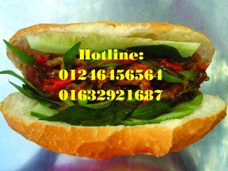 Bỏ sỉ chả cá bán bánh mì giá rẻ